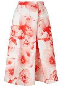 Jacques Vert Printed Skirt