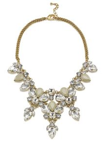 Jacques Vert Statement Diamante Necklace