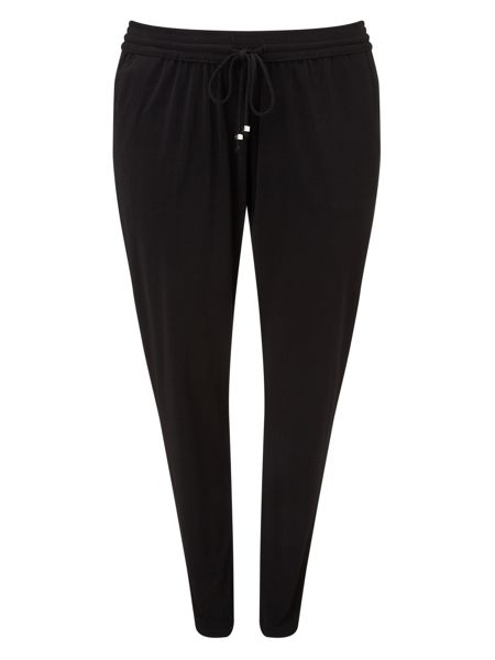 Windsmoor Black Jersey Trouser