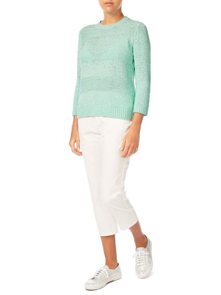 Dash Lagoon Cotton Tape Jumper