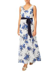 Jacques Vert Floral Maxi Dress