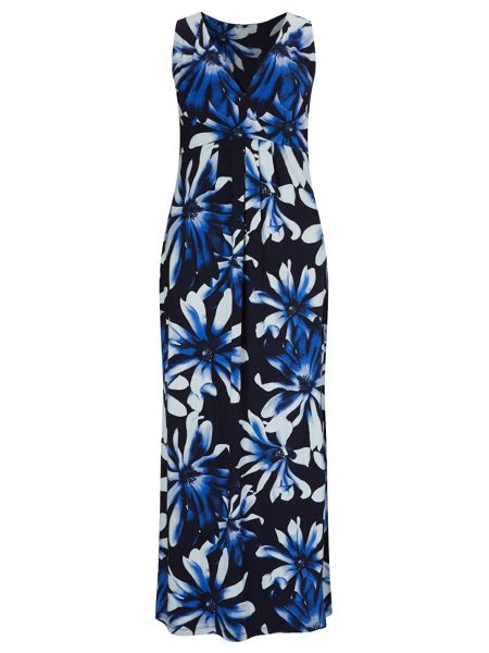 Windsmoor Anise Print Maxi Dress