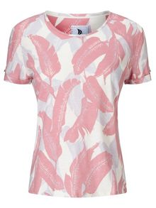 Dash Palm Print T-Shirt