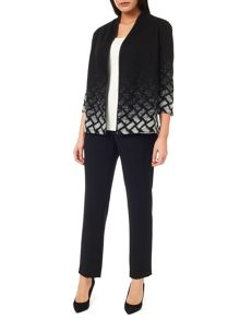 Windsmoor Short Patterned Cardigan