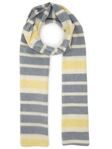 Dash Yarn Dyed Stripe Scarf