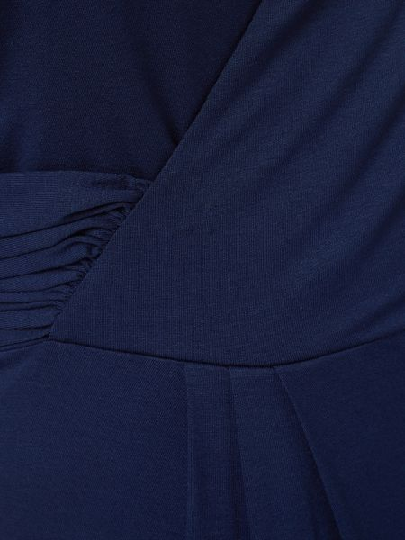 Windsmoor Navy Waist Detail Maxi Dress