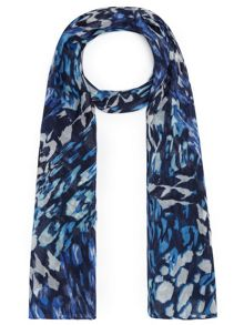 Windsmoor Animal Print Scarf