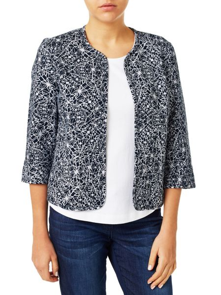 Dash Edge To Edge Woven Jacket