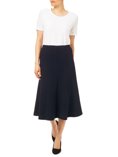 Eastex Fit & Flare Skirt