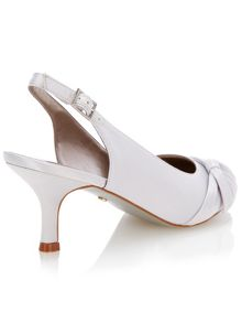 Jacques Vert Side Bow Shoe