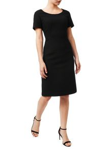 Precis Petite Isabella Textured Fitted Dress
