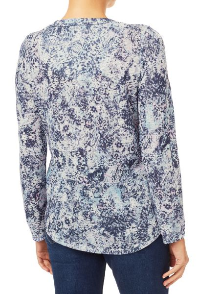 Dash Summer Impressionist Top