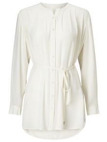 Jacques Vert Oversized Pleat Detail Shirt