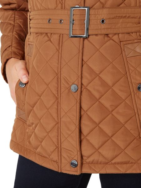 Dash Luxury Quilted Coat