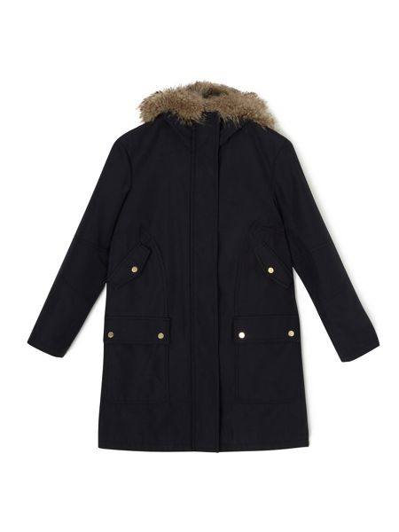 Dash Cotton Luxury Parka