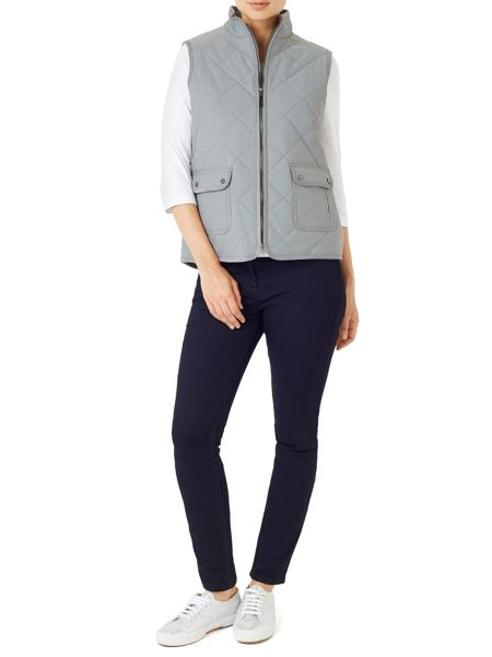 Dash Quilted Gilet