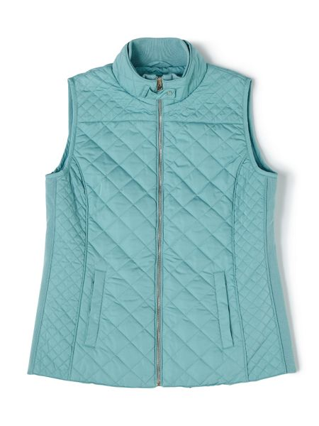 Dash Rib Side Nylon Gilet