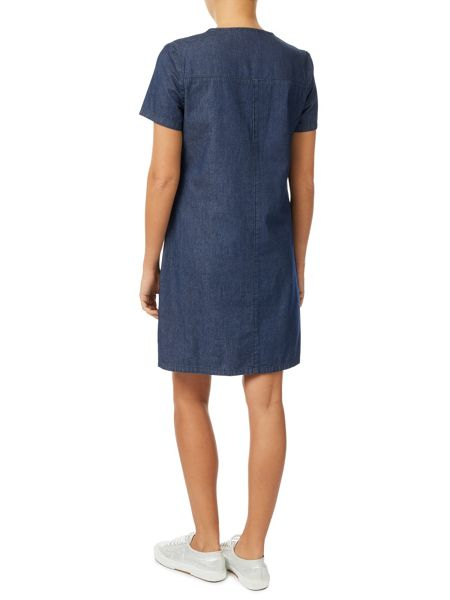Dash Denim Tunic Dress