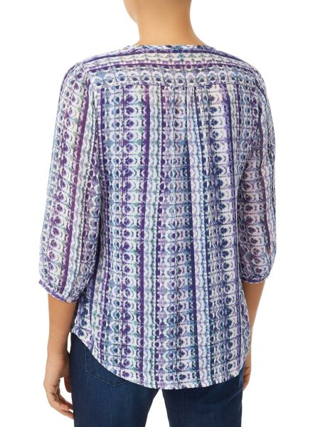 Dash Kalidoscope Blouse