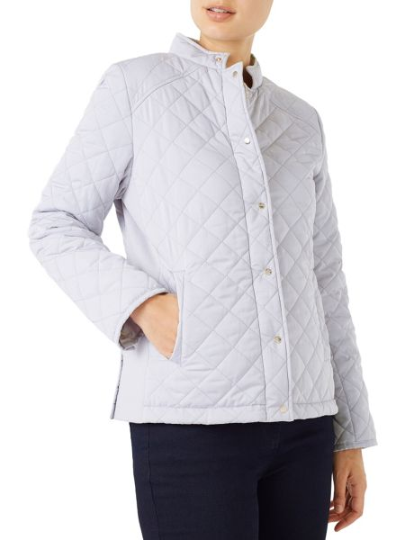 Dash Short Quilted Coat