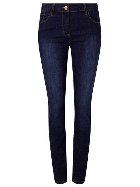 Dash Mid Wash Slim Jean