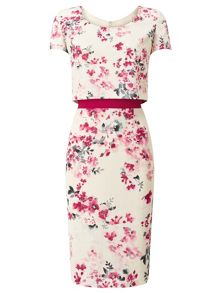Jacques Vert Scillian Floral Dress