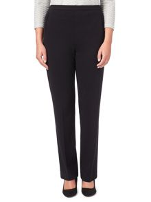 Eastex Straight Leg Ponte Trousers