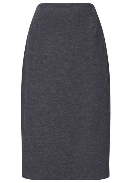 Eastex Ponte Pencil Skirt