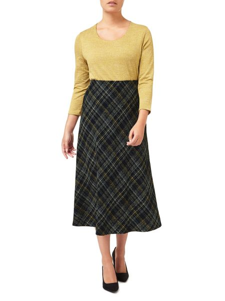 Eastex Bias Cut Tweed Skirt