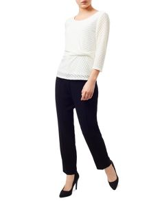 Precis Petite Mia Twist Detail Top