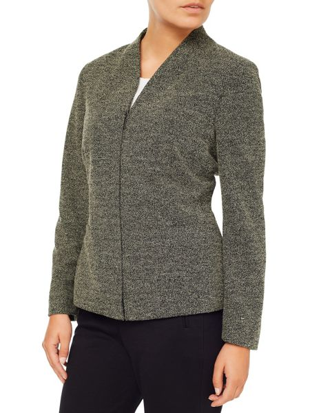 Eastex Two Tone Ponte Jacket