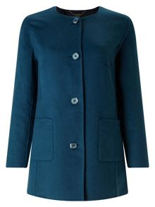 Eastex Double Faced Wool Coat