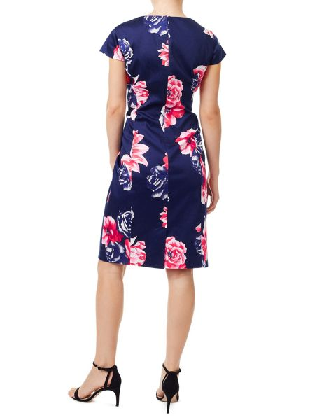 Precis Petite Rosa Print Shift Dress