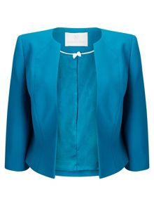 Jacques Vert Edge To Edge Crepe Jacket