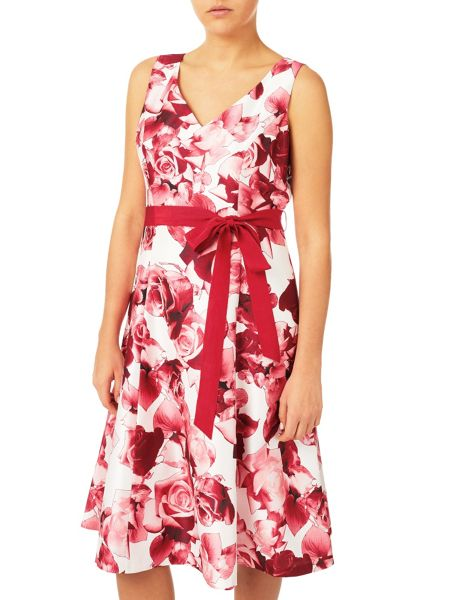 Jacques Vert Parklane Rose Prom Dress