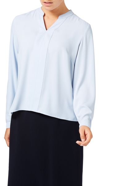 Eastex Stand Collar Blouse