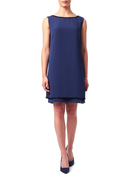 Jacques Vert Petite Floaty Sheath Dress