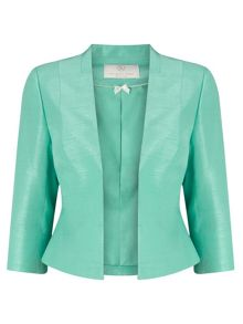 Jacques Vert Petite Notch Neck Jacket