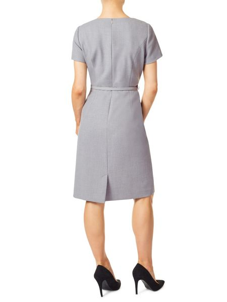 Precis Petite Eliza Tailored Shift Dress