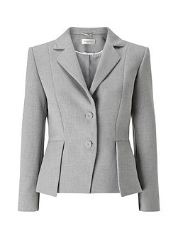 Eliza Peplum Tailored Jacket