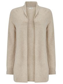 Eastex Textured  Knit Cardigan