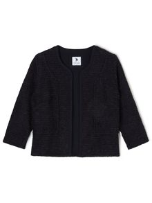 Dash Boucle Fleece Lined Jacket