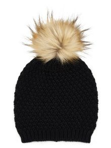 Dash Fur Bobble Hat