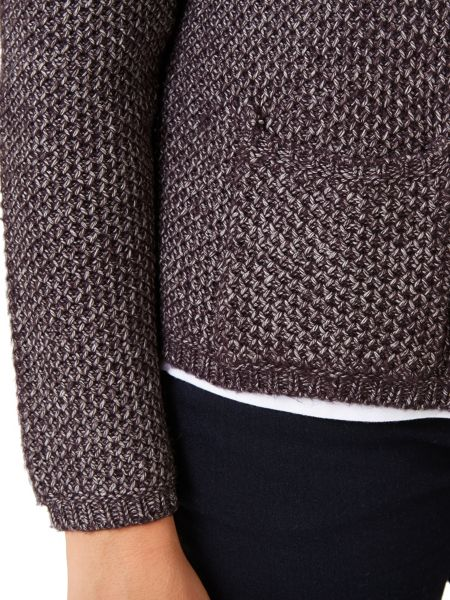 Dash Edge To Edge Knit Cardigain