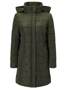 Eastex Longerline Padded Coat