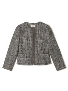 Precis Petite Jeff Banks Tweed Jacket