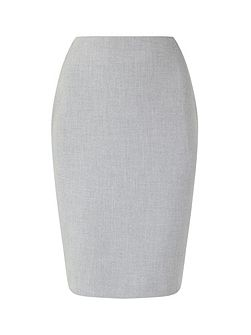 Eliza Tailored Pencil Skirt