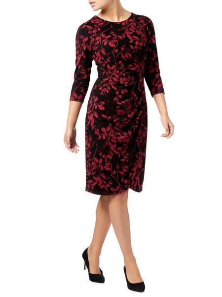 Eastex Osbourne Silhouette Dress