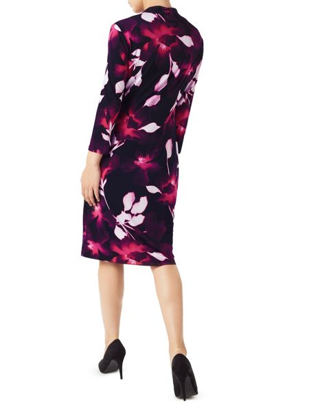 Precis Petite Aida Jersey Printed Dress