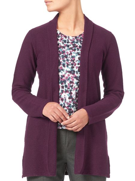 Eastex Textured Cardigan